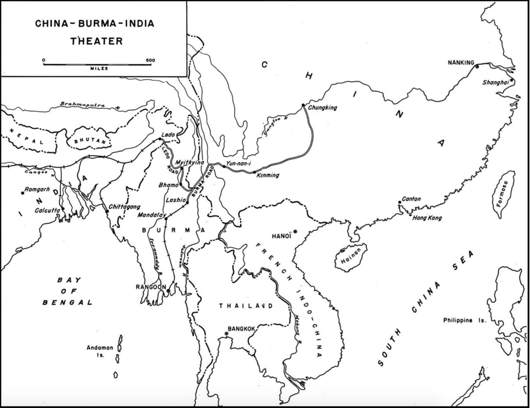 The China-Burma-India Theater