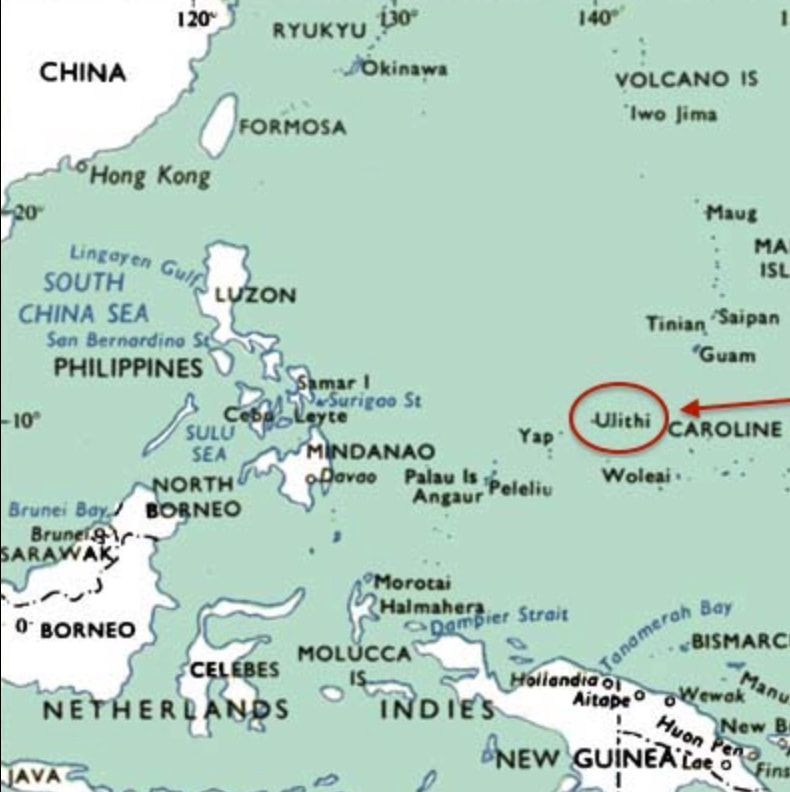Philippines Area Map