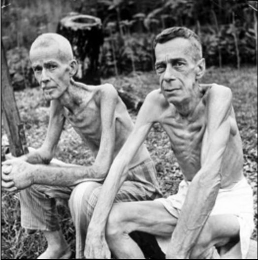 Recently Liberated Prisoners